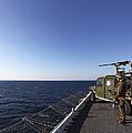 Marines Provide Defense Security by Stocktrek Images