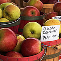 Market Apples by Cheryl Cencich