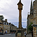Market Cross - Stow-on-the-wold by Rod Johnson