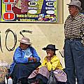 Market Day by Steve Harrington
