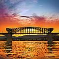 Market Street Bridge by Steven Llorca