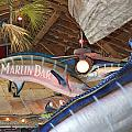 Marlin Bar by Deborah Hughes