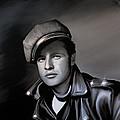 Marlon Brando  by Andrzej Szczerski