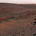 Mars Exploration Rover Spirit by Stocktrek Images
