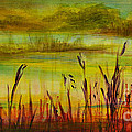 Marsh View by Sandra Taylor-Hedges