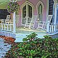 Marthas Vineyard Cottage by Dave Mills