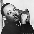 Martin Luther King, Jr by Photo Researchers