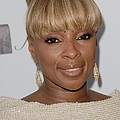 Mary J Blige At Arrivals For 2011 by Everett