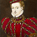 Mary Queen Of Scots by Mary Evans Picture Library and Photo Researchers
