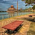 Masjid Putra by Adrian Evans