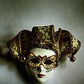 Mask by Margie Hurwich