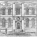 Masonic Hall, C1830 by Granger