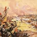 Massacre At Ulundi by James Edwin McConnell