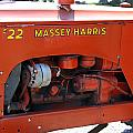 Massey Harris Details by Christiane Schulze Art And Photography