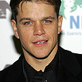 Matt Damon At Arrivals For Syriana by Everett