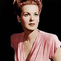 Maureen Ohara, Ca. 1946 by Everett