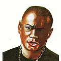 Maurice Greene by Emmanuel Baliyanga
