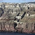 Mavromatis Pumice Quarry With Pier by Richard Roscoe