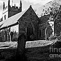 Mawnan Smith Parish Church by Brian Roscorla