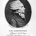 Maximilien Robespierre by Granger