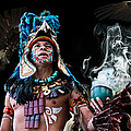 Mayan Spirit by Elizabeth Hart
