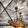 Mayflower II by Michael Yeager