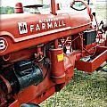 Mccormick Farmall by Tisha Clinkenbeard