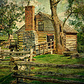 Mccormick Grist Mill by Kathy Jennings