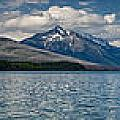Mcdonald Lake Super Panorama by Greg Nyquist