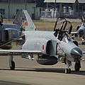 Mcdonnell Douglas F-4ej Phantom's by Tim Beach