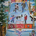 Mcdonnell Rink by Jill Alexander