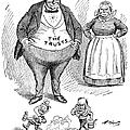 Mckinley Cartoon, 1900 by Granger