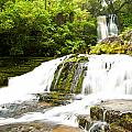 Mclean Falls In The Catlins Of South New Zealand by U Schade
