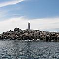 Mcnutt's Island Lighthouse by Daryl Macintyre