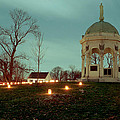 Md. Monument And Dunker Church 11 by Judi Quelland