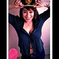 Me >_< by Nena Alvarez