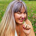 Meadow Fairy by Mariola Bitner