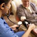 Measuring Blood Pressure by