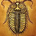 Mecha-trilobite 1 by Baron Dixon