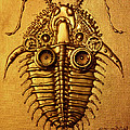 Mecha-trilobite 3 by Baron Dixon