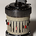 Mechanical Calculator by Ted Kinsman