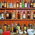 Medicinals by Dave Mills