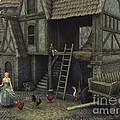 Medieval Idyll by Jutta Maria Pusl