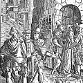 Medieval Prison, 1557 by Granger