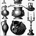 Medieval Utensils by Granger