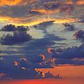 Mediterranean Sky by Mark Greenberg