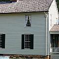 Meeks Store Appomattox Court House Virginia by Teresa Mucha