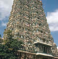 Meenakshi Temple by Photo Researchers, Inc.