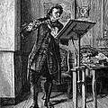Meissonier: Flute Player by Granger
