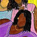 Mellow Sistahs by Angela L Walker